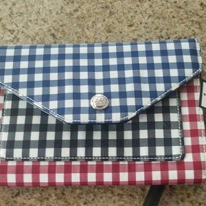 Nine West Bags - Gingham bag new tags. Perfect for 4th of july